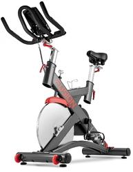 Rower spiningowy hs-075ic fusion czerwony - hop sport
