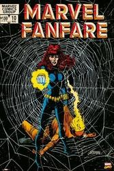 Marvel black widow - plakat