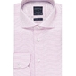 Elegancka różowa koszula męska profuomo originale 38