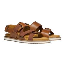 Sandały damskie keen lana z-strap sandal - brązowy