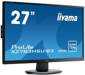 Monitor led iiyama x2783hsu-b3 hdmi displayport - szybka dostawa lub możliwość odbioru w 39 miastach