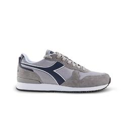 Sneakersy męskie diadora olympia - szary