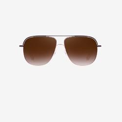 Okulary hawkers bi brown gradient teardrop - teardrop