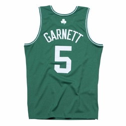 Koszulka Mitchell  Ness NBA Boston Celtics Kevin Garnett Swingman SMJYGS18143-BCEKYGN07KGA