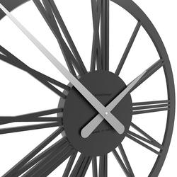 Zegar ścienny tarquinio calleadesign biały 10-114-01