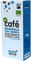 Alternativa3 | nicaragua arabica kawa mielona 250g | organic - fairtrade
