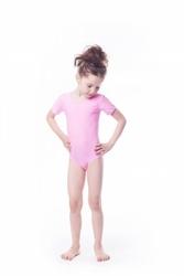 Shepa body gimnastyczne lycra b9 krótki rękaw