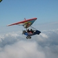 Lot motolotnią - toruń łysomice - 20 minut