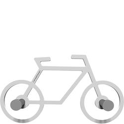 Wieszak ścienny Bike CalleaDesign biały 13-008-1