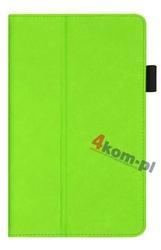 Etui book cover  stojak do samsung galaxy tab s 8.4 zielone - zielony