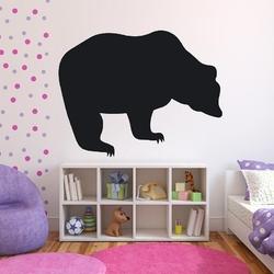 Tablica kredowa niedźwiedź 138