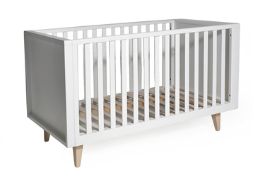 TROLL Scandy łóżeczko dziecięce 140x70 k. biały