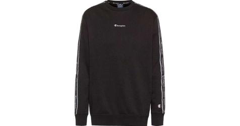 Champion crewneck sweatshirt 214224-kk001 xl czarny