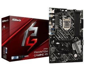 ASRock Płyta główna Z390 Phantom Gaming 4S s1151 4DDR4 HDMI ATX