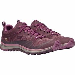 Buty trekkingowe damskie keen terradora wp - różowy