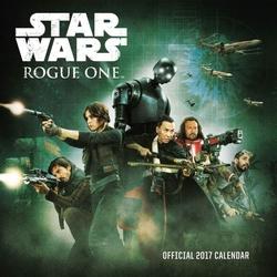 Star wars rogue one - oficjalny kalendarz 2017