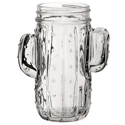 zestaw 6 szklanek do drinków kaktus 410 ml