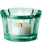 Świecznik na tealight rosendahl grand cru turkusowy 35574