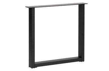 Woood podstawa do stołu tablo metalowa 375283