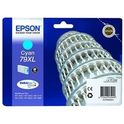 Tusz oryginalny epson t7902 c13t79024010 błękitny - darmowa dostawa w 24h