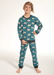 Cornette kids boy 26492 koala 3 86-128 piżama chłopięca
