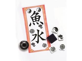 Piszę swoje imię w języku chińskim zestaw kreatywny