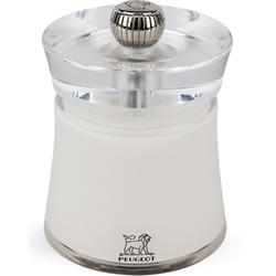 Młynek do soli peugeot bali 8cm biały pg-25793