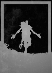 League of legends - jhin - plakat wymiar do wyboru: 30x40 cm