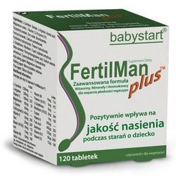 Fertilman plus x 120 tabletek