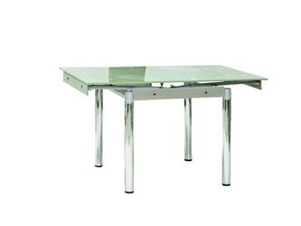 Stół rozkładany corolla 80-130x80cm biały