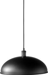 Lampa wisząca Hubert 45 cm czarna