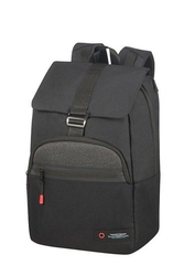 Plecak na laptopa american tourister city aim 15,6 szary - black