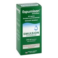 Espumisan emulsion krople