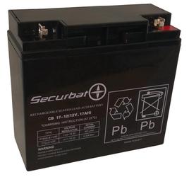 Akumulator AGM Żelowy 12V17Ah - Szybka dostawa lub możliwość odbioru w 39 miastach