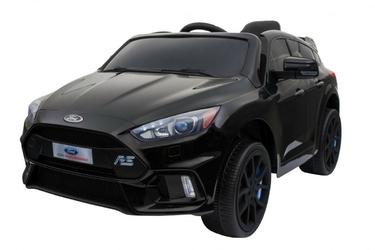 Ford focus rs czarny samochód na akumulator + pilot