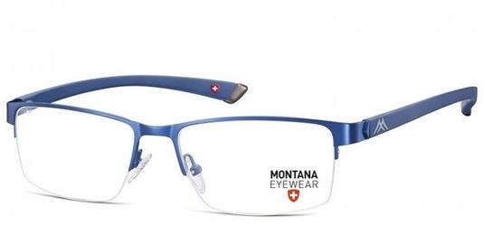 Oprawki okulary korekcyjne żyłkowe unisex mm614