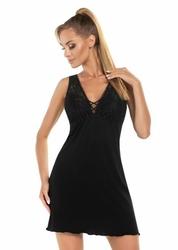 Koszula nocna jenifer czarna donna