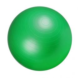 75cm piłka fitness gimnastyczna rehabilitacyjna gorilla sports zielona