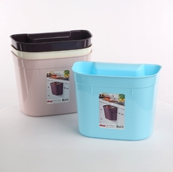 Kosz na śmieci  organizer na drzwi szafki  do kuchni katex 4,5 l