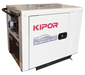 Agregat prądotwórczy inwerterowy kipor id6000 5.5kva - szybka dostawa lub możliwość odbioru w 39 miastach