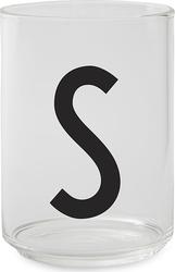 Szklanka AJ litera S