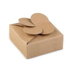 Pudełko papierowe 7,5x7,5 cm - 2 szt.