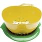 Durszlak z podstawką jabłko zak designs żółto-zielony 2147-a850