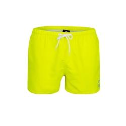 Spodenki krótkie męskie certified ritto swim short - żółty
