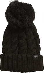 Czapka zimowa fox lady valence black