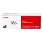 Toner Oryginalny Canon CRG-055BK 3016C002 Czarny - DARMOWA DOSTAWA w 24h
