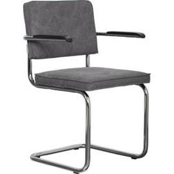 Zuiver :: fotel ridge brushed vintage szare