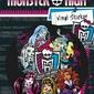 Monster High Girls - naklejka