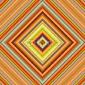 Plakat na papierze fotorealistycznym Jasny kolor kwadratów abstrakcyjne t a p ytki bezproblemowo.