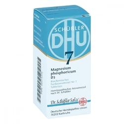 Biochemie dhu 7 magnesium phos.d 3 tabl.